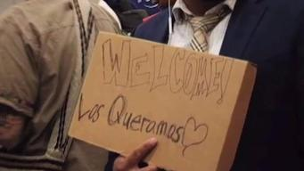 Children Arrive in NYC After Separation Policy Ends