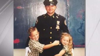 Children of 9/11 First Responders Follow in Dads' Footsteps
