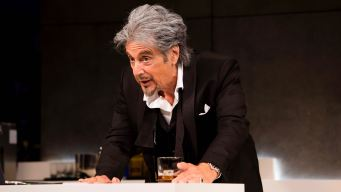 Review: Al Pacino in 'China Doll'