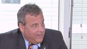 Chris Christie on Lessons Learned from Sandy