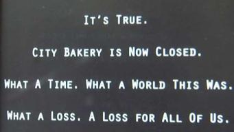 City Bakery Closes After 30 Years in Business