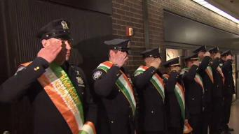 City Gets Ready for Annual St. Patrick's Day Parade
