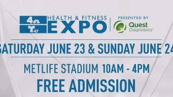 Come to the Health and Fitness Expo