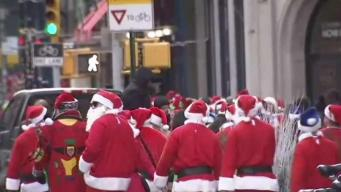 Controversial SantaCon Is Returning to Town