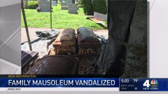 Cult Ritual May Be to Blame in Mausoleum Break in