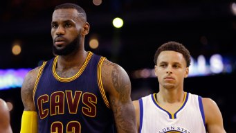 Warriors, Cavaliers Say They Won't Go to White House