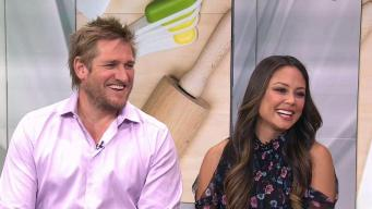 "Curtis Stone & Vanessa Lachey On ""Top Chef Jr"""