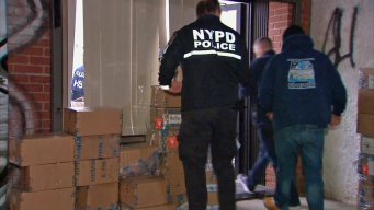 Counterfeit Phones Seized from Brooklyn Warehouses