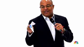 'Dream Job' Now Reality for Olympics Host Mike Tirico