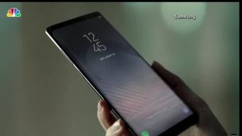 Samsung Unveils New Galaxy Note 8, Successor to Note 7
