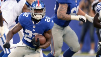 Giants Cap Undefeated Preseason With Win Over Pats