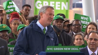 NYC Mayor's Green New Deal to Ban New Glass Skyscrapers