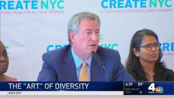 De Blasio Wants More Diversity at Cultural Institutions