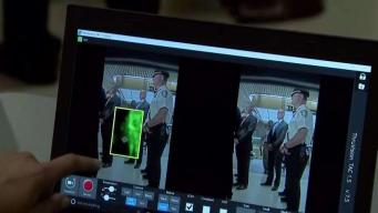Device Tests Suicide Vest Detector at Port Authority