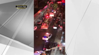 Intoxicated Man Rescued From Vent on Manhattan Rooftop: NYPD