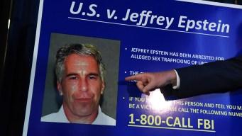 After Epstein's Suicide, Trump Boosts Conspiracy Theories Flourishing Online