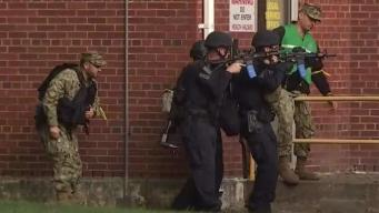 FBI Trains for Active Shooter at NJ Military Base