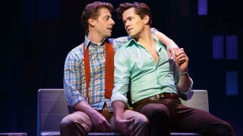 Fab 'Falsettos' Cast Forms a Tight-Knit Family<br />