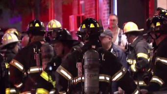 Families Left Homeless After Brooklyn Fire
