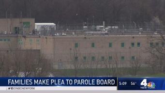 Families of Slain Officers Make Plea to Parole Board