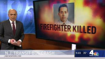 Firefighter Found Lying on Highway Dies