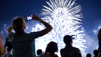 Cloudy But Dry Conditions Expected for NYC's July 4 Fireworks