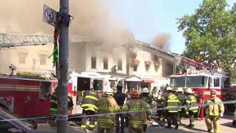 Fireworks May Have Sparked Bronx Fire That Hurt Firefighters