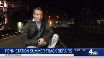 First Look at Source of Penn Station Track Trouble