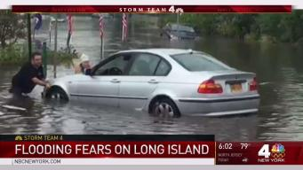 Flooding Fears on Long Island