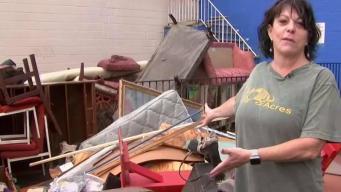 Floods Destroy NJ Theater Company