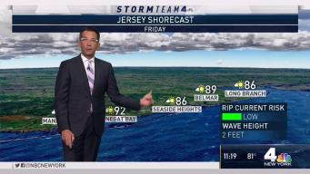 Forecast for Friday, Aug. 10