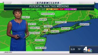 Forecast for Saturday, August 11