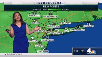 Forecast for Thursday, Aug. 16