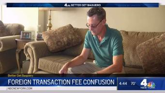 Foreign Transaction Fee Confusion