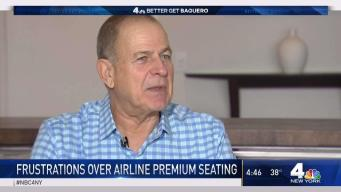 Frustrations Over Airline Premium Flex Seating
