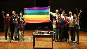 Broadway Celebrates Marriage Equality Ruling