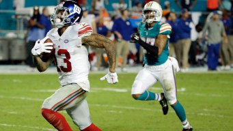 Giants Save Season, Exorcise 4th Quarter Demons in Beating Miami