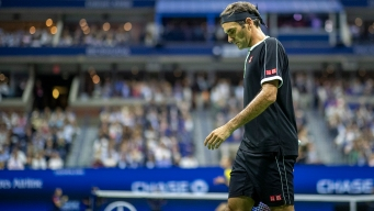 Federer Loses to Dimitrov in US Open Quarterfinals