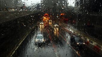 Bitter Cold Subsides But Rain Arrives Ahead of Mild Weather