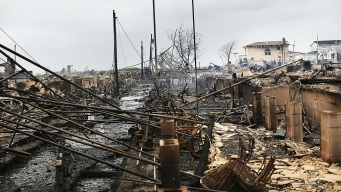 Communities in NY and NJ Mark 5 Years Since Sandy