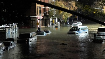 500-Year Floods Could Hit NYC Every 5 Years, Study Warns