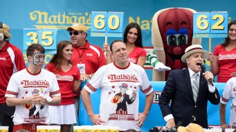 No, Nathan's Hot Dog Contest Isn't Really 100 This Year