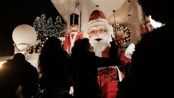 Over-the-Top Christmas Displays Draw Fire in Brooklyn