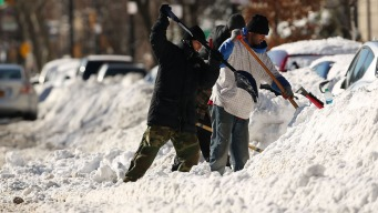 Tri-State Digs Out From Blizzard That Left 17 Dead