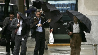 Raging Winds Threaten Later Friday, Mixed Weekend Bag Ahead