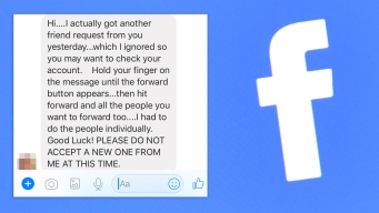 Facebook Cloned Accounts Message Is Fake; Don't Spread the Hoax