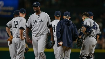 Mariners Beat Yankees, 7-5
