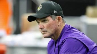 Vikings Head Coach to Miss Cowboys Game Thursday