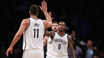 Nets Beat Clippers, 127-122