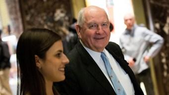 Trump Picks Ga.'s Perdue for Agriculture Secretary: Source